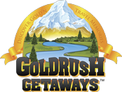 Goldrush Getaways Logo